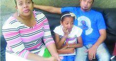 Armario de Noticias: Buscan ayuda  para salvar la vida de niña de 7 año...