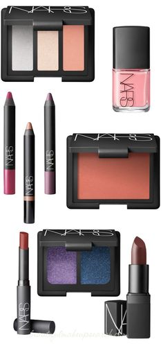 Beautiful NARS makeup