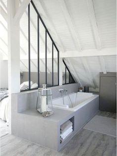 loft room ideas that give you extra space ver. loft room ideas that give you extr. Attic Bedroom Designs, Attic Rooms, Bedroom Small, Master Bedroom, Trendy Bedroom, Attic Renovation, Attic Remodel, Bad Inspiration, Bathroom Inspiration