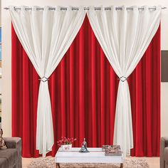 Cortinas Cottage, Latest African Fashion Dresses, Wedding Decorations, Curtains, Home Decor, Curtain Ideas, Products, Curtains For Bedroom, Rouge