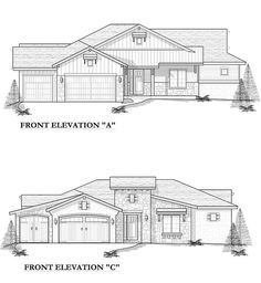Offering the ultimate indulgences in an efficient and flexible floor plan, the Manitou model plan is the Sopris Masterpiece for ranch-style living