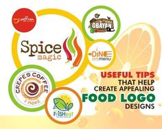 Useful Tips That Help Create Appealing Food Logo Design on Behance  #logo #design #logos #logodesign #logodesigner #logotype #logotypes #brand #branding  #freelancer  Have you ever watched your logo design animated with whiteboard animation, video clip techniques?   Add a logo animation video, with your work   Go to my Online page