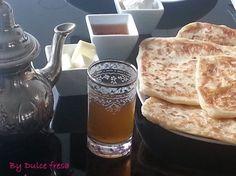 Dulce fresa: Marokkaanse pannenkoeken '' Msemen'' لمْسَمَّن