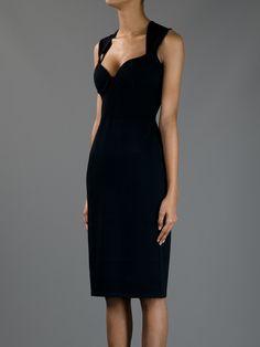 Alexander Mcqueen Tailored Dress