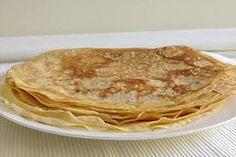 Συνταγή για τέλειες κρέπες Appetizer Recipes, Appetizers, Crepes, Sweets, Breakfast, Yum Yum, Cake, Ethnic Recipes, Anna