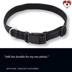 What does our friend MistyMehas to say about our black collar for big dogs? Click the link in our bio to get yours. #collar #dogcollar #dogs #dogstagram #dogsofinstagram #puppiesofinstagram #puppystagrams #puppycraze #puppies #petsloversclub #instadog #instadogs #love #petsloversclub #dogphotography #petstagram #dailydog #dogoftheday