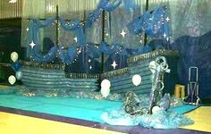 cheap under the sea decorations | Our Under-The-Sea Theme Set includes two incredible foundation prop ...