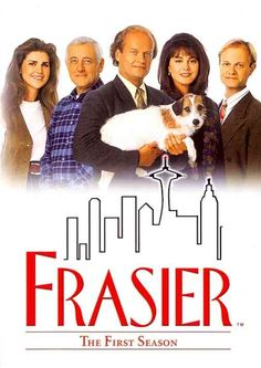 Love Frasier! I watch the re-runs every night. I think I've seen each one at least a hundred times!