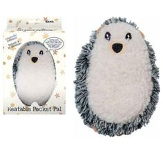 POCKET PALS ' by GamaGo: This soft and cuddly hedgehog will warm  your hands and work its way into your heart. Pocket Pal, Hedgehog, Fun Stuff, Teddy Bear, Hands, Warm, Make It Yourself, Toys, Animals