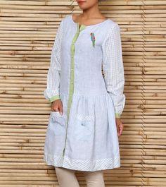 ` Kurti, Tees, Shirts, Dresses With Sleeves, Shirt Dress, Long Sleeve, Fashion, Moda, T Shirts