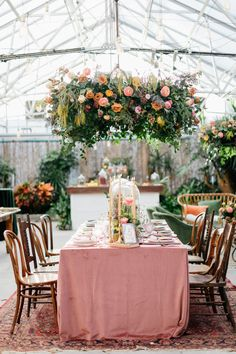 Bringing all of the greenhouse wedding vibes, this is a must-see if you want a garden wedding but isn't sure where to start! #greenhousewedding #gardenweddingdetails #botanicalweddingcenterpieces Greenhouse Wedding, Garden Wedding, Dream Wedding, Wedding Tables, Wedding Reception Decorations, Table Decorations, Local Photographers, Botanical Wedding, Wedding Wishes