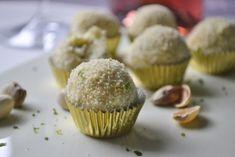 Diese Gorgonzolakugeln dürfen als pikantes Fingerfood serviert werden. Das Rezept ist ein Geheimtipp und schnell zubereitet.
