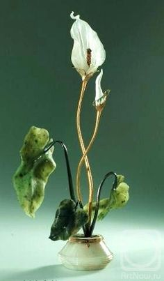 "Иванов Вячеслав. Цветок ""КАЛЛА"" Nova, Plants, Pictures, Photos, Plant, Grimm, Planets"
