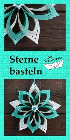 In this DIY tutorial, we will show you how to make Christmas decorations for your home. The video consists of 23 Christmas craft ideas. Paper Ornaments, Christmas Ornament Crafts, Christmas Star, Christmas Paper, Diy Crafts For Kids, Holiday Crafts, Diy Paper, Paper Crafting, Paper Snowflake Patterns