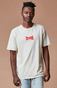 x Budweiser Vintage Ribbon T-Shirt