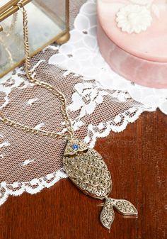Gilded Gills New Heirloom Necklace