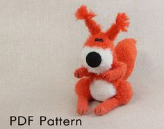 Halloween amigurumi pattern Halloween crochet pattern Crochet DIY tutorial PDF…