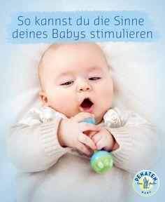 Die Entwicklung deines Babys mit allen Sinnen. #baby2016 #bornin2016 #happybaby…