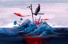 Ознакомьтесь с этим проектом @Behance: «illustrations for On8 Blog - Günışığı Publishing» https://www.behance.net/gallery/33273555/illustrations-for-On8-Blog-Guensg-Publishing