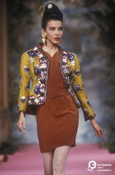 28 FLON-FLON Christian Lacroix, Spring-Summer 1991, Couture | Christian Lacroix Christian Lacroix, Spring-Summer 1991, Couture | Christian Lacroix