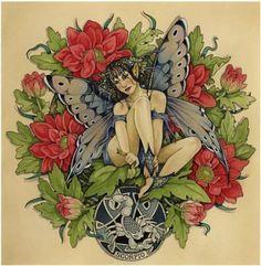 Scorpio fairy