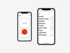 Mobile Design & Web Design Inspiration for ABDZ new design Interface Design, User Interface, Gfx Design, Design Web, Graphic Design, Web Design Mobile, App Design Inspiration, Design Reference, Mobile App