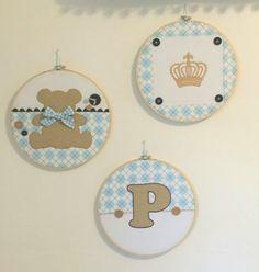 Baby wall decor pieces Baby Wall Decor, Baby Room, Decorative Plates, Home Decor, Nursery, Interior Design, Home Interior Design, Baby Rooms, Newborn Room