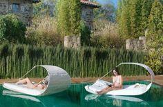 Outdoor Loungemöbel und Zubehör - 18 exklusive Design Produkte