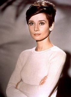 """Audrey Hepburn on the set of 1967 film """"Wait Until Dark,"""" directed by Terence Young in 1967."""