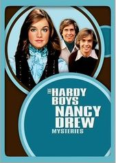 The Hardy Boys Nancy Drew Mysteries: Season Two. The Hardy Boys & Nancy Drew started as separate series, but combined for the second season in Old Tv Shows, Kids Shows, Movies And Tv Shows, Universal Studios, Nancy Drew Movie, Pamela Sue Martin, Joe Hardy, Parker Stevenson, Netflix Dvd