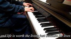 Because He Lives - piano instrumental (solo)