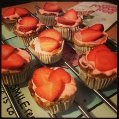 Forever Free Fairy Cakes, totally delicious and totally guilt free!