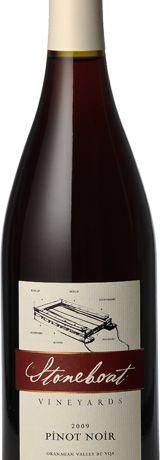 Stoneboat; great Pinot Noir  #bcwine