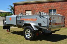 Kimberley Kamper 2010 Delta Limited Edition OFF Road Hard Floor Camper Trailer in Highton, VIC | eBay