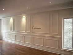 wall accents with trims