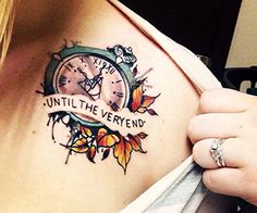 30 Best Most Insane Magical Harry Potter Tattoo Ideas | Gurl.com