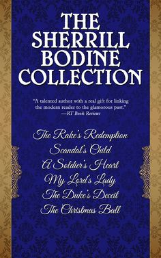 Six sizzling romances go historical in these passionate tales from the past.  http://diversionbooks.com/ebooks/sherrill-bodine-collection
