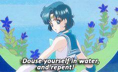 Sailor Mercury! !