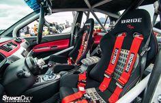 @seaairraw • Bride racing seats