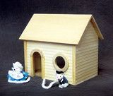 Mouse House Dollhouse Kit by Real Good Toys