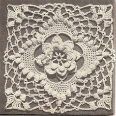 EBOOK  Motifs and Bedspreads  Instant Download door charmingcrochet