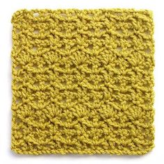 Gourmet Crochet: Variations on a Theme Square #12