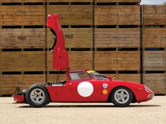 Ferrari 250 LM '1963–66. I can not get enough of this stunning car