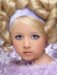 Scary Beauty Pageants Kids