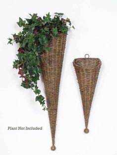 I think this would so good on my family room wall with other baskets in the room.... really like them.