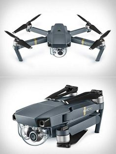 Yup thats how small the DJI Mavic pro folds up to be! Take this thing with you everywhere and never miss a shot again. Come grab yours today! Buy now pay later financing as little as 25$ per month. https://dynnexdrones.com/