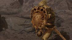 ArtStation - Beyond Skyrim - Bonemold Weapons, Mia Cain Elder Scrolls Morrowind, Skyrim, Weapons, Concept Art, Lion Sculpture, Statue, Artwork, Weapons Guns, Conceptual Art