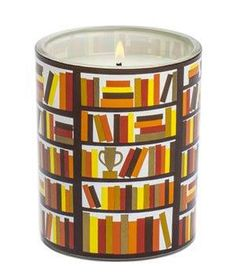 Read Candle: If you find yourself sniffing the pages of old classics, choose this candle, fragranced with scents of aged paper, ink, and leather, to set alongside your reading chair for a cozy, library feel.