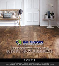 Luxury Vinyl Flooring, Website, Home Decor, Decoration Home, Room Decor, Interior Decorating
