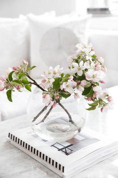 Image result for apple blossom arrangements